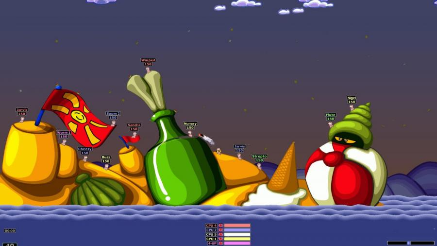 Worms Armageddon Screenshot 3