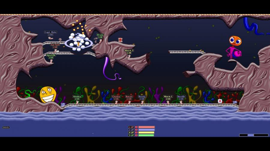 Worms Armageddon Screenshot 4