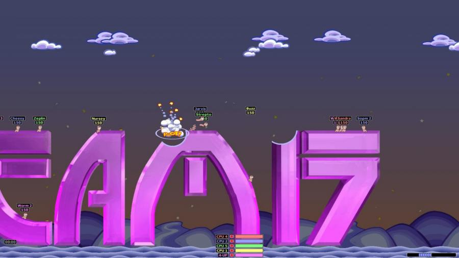 Worms Armageddon Screenshot 5
