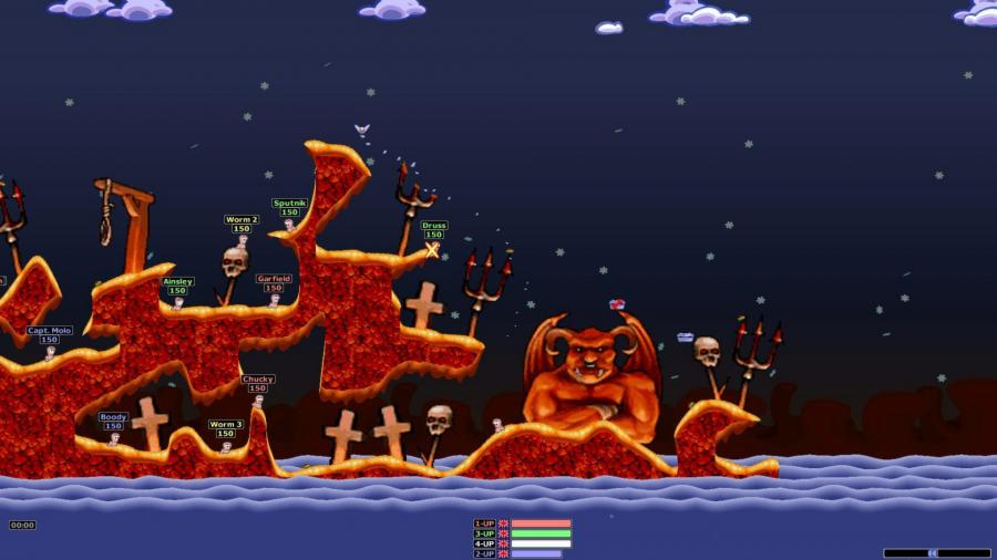 Worms Armageddon Screenshot 7
