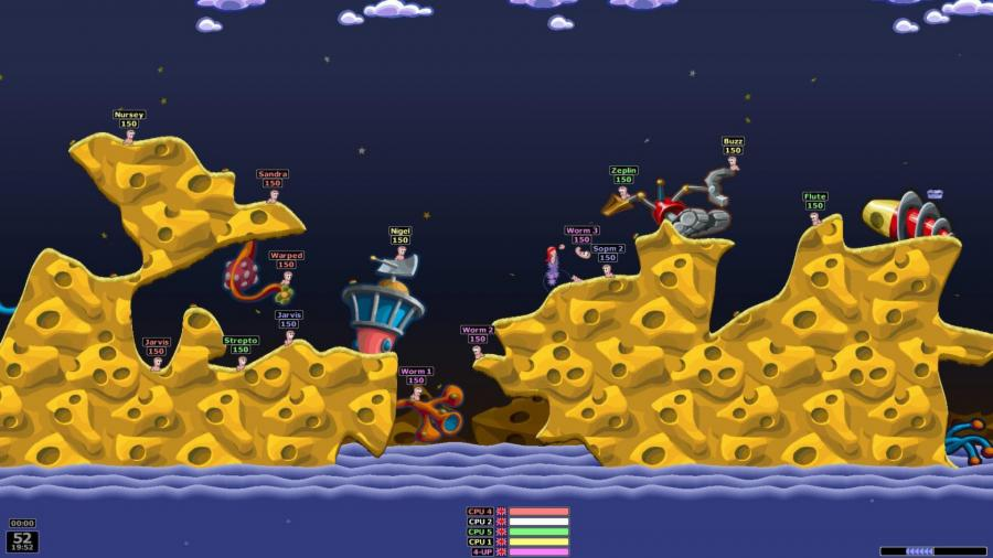 Worms Armageddon Screenshot 2
