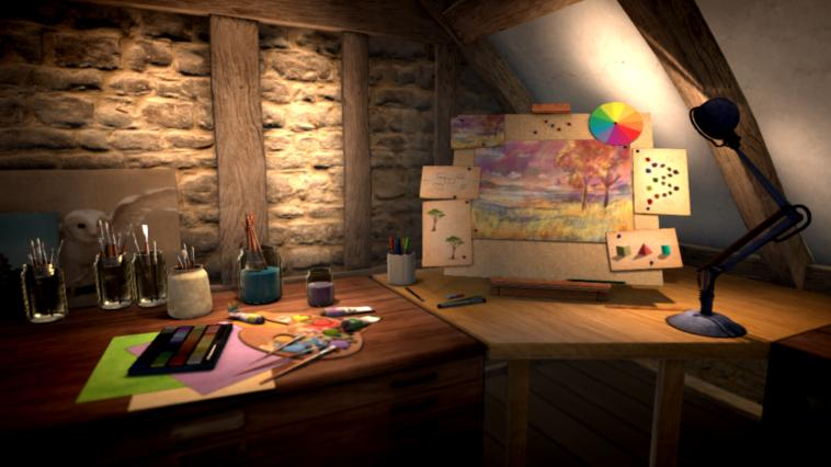 Art Academy Atelier - Wii U Código de Descarga Screenshot 1