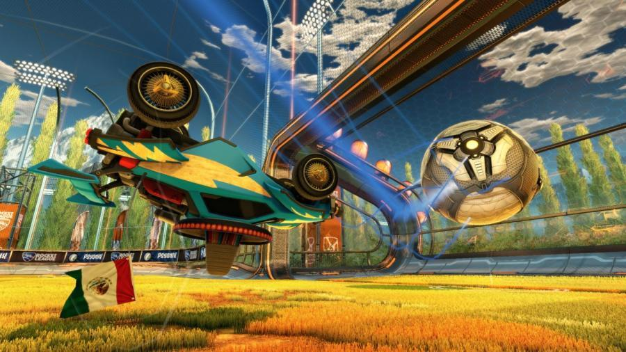 Rocket League Screenshot 3