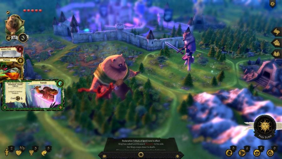 Armello - Steam Gift Key Screenshot 1
