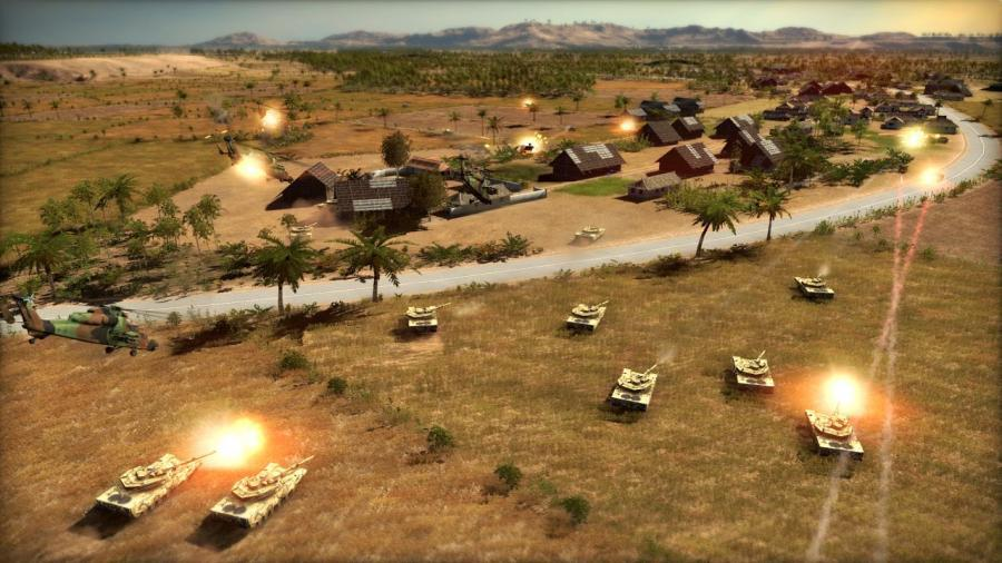 Wargame Red Dragon - Steam Gift Key Screenshot 6