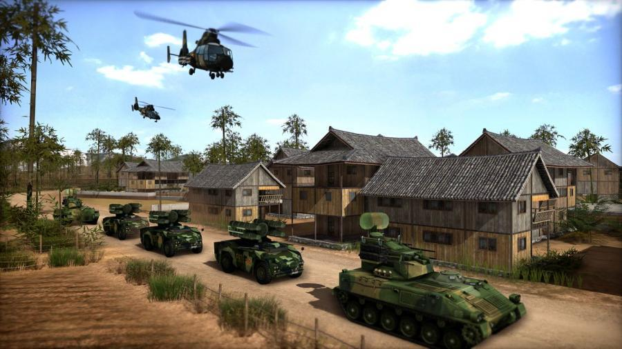 Wargame Red Dragon - Steam Gift Key Screenshot 5