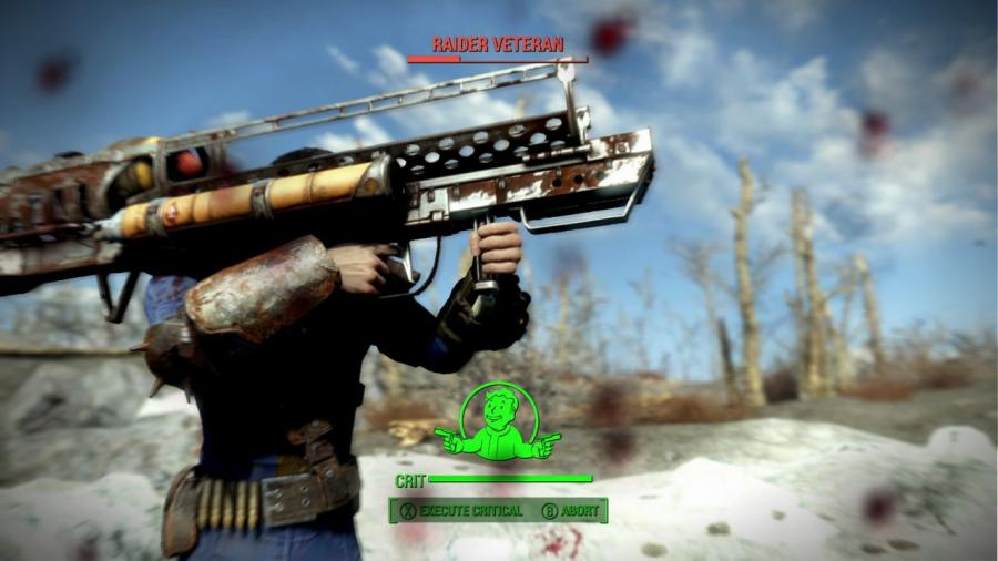 Fallout 4 + Season Pass (Combo Pack) Screenshot 2