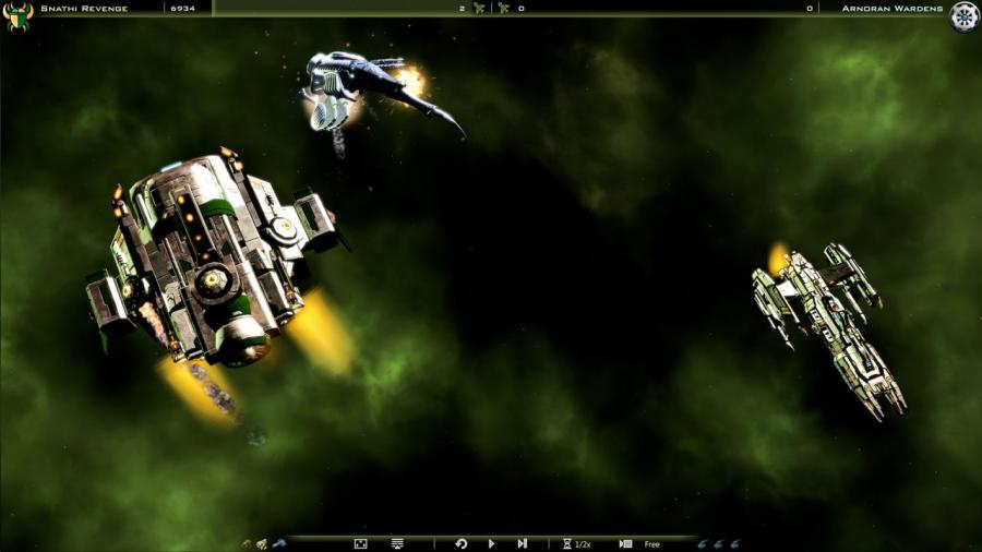 Galactic Civilizations III - Revenge of the Snathi DLC Screenshot 5