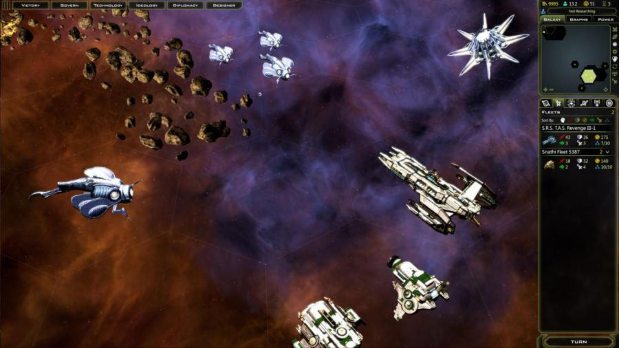 Galactic Civilizations III - Revenge of the Snathi DLC Screenshot 4