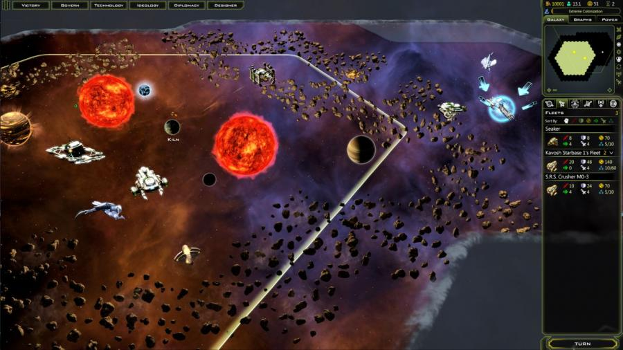 Galactic Civilizations III - Revenge of the Snathi DLC Screenshot 2