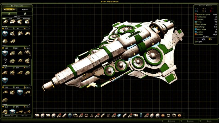 Galactic Civilizations III - Revenge of the Snathi DLC Screenshot 3