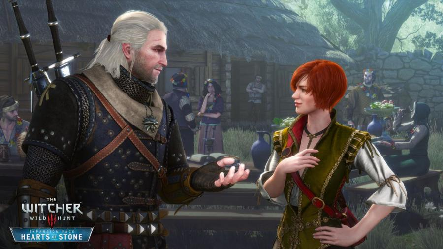 The Witcher 3 - Hearts of Stone DLC - GOG Key Screenshot 3