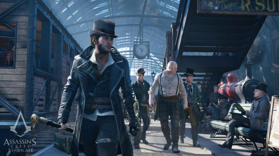Assassin's Creed Syndicate - Special Edition Screenshot 1