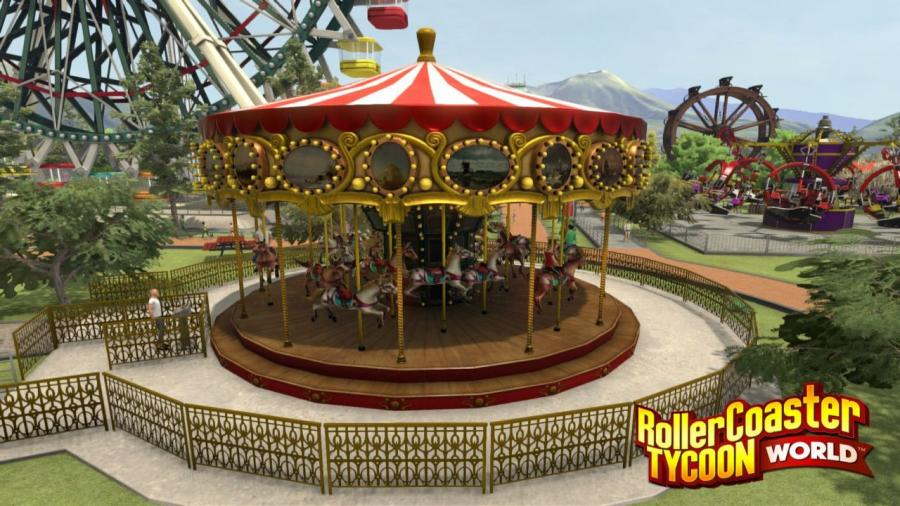 RollerCoaster Tycoon World Screenshot 4
