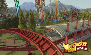 RollerCoaster Tycoon World - Deluxe Edition Screenshot 3