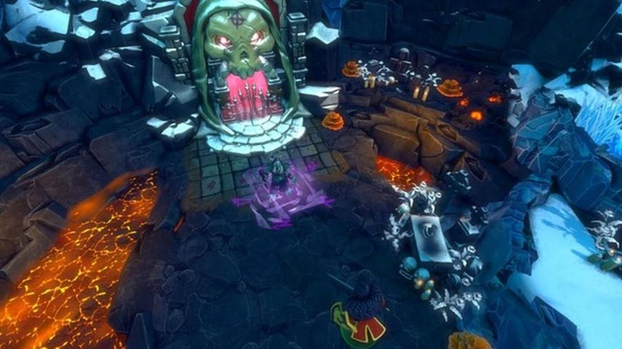 Dungeons 2 - A Game of Winter DLC Screenshot 7