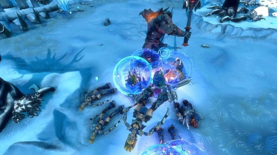 Dungeons 2 - A Game of Winter DLC Screenshot 1