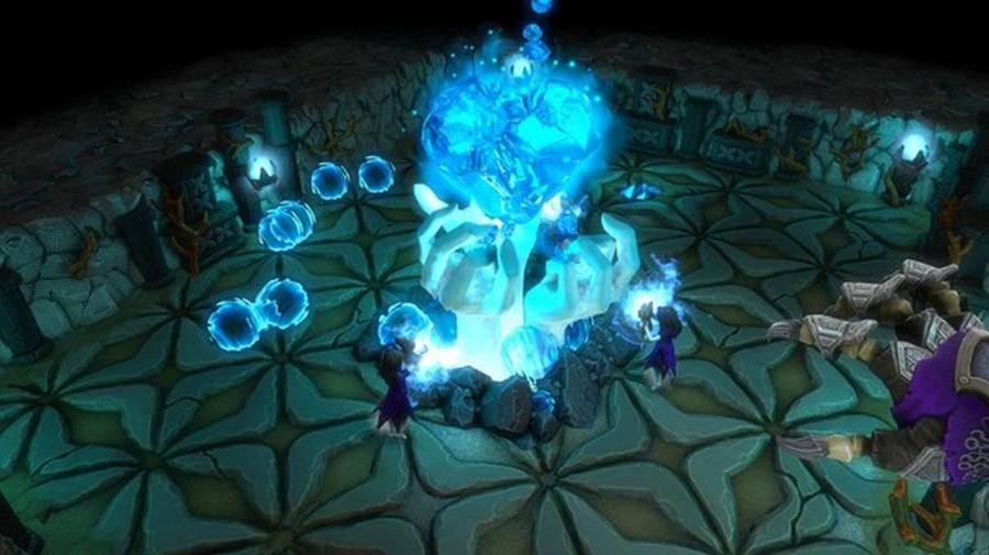 Dungeons 2 - A Game of Winter DLC Screenshot 2