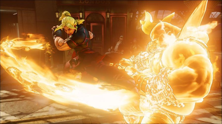 Street Fighter V Screenshot 7