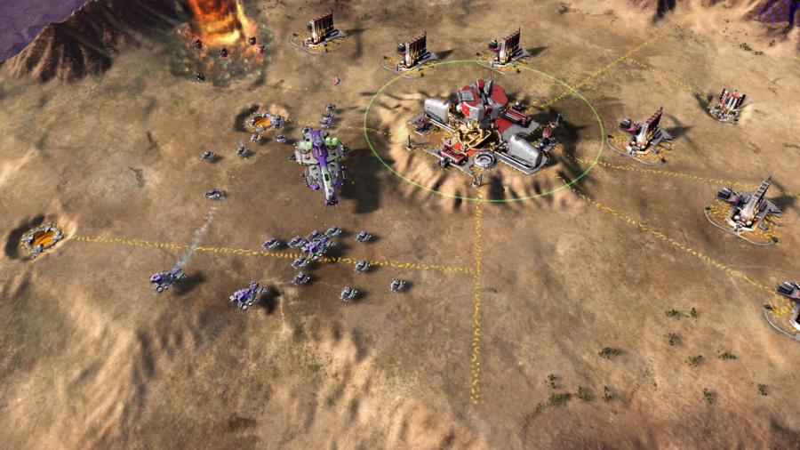 Ashes of the Singularity - Steam Gift Key Screenshot 6