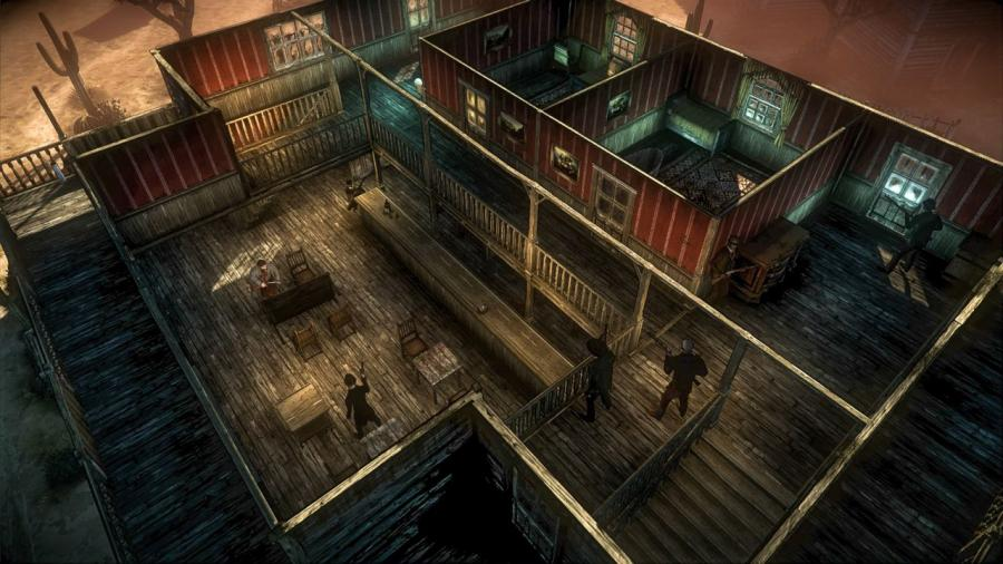 Hard West Screenshot 6
