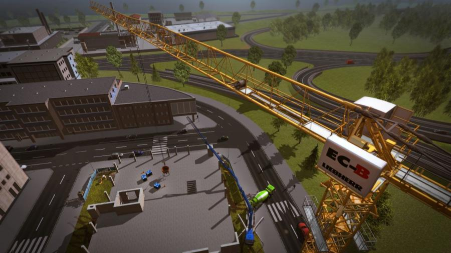 Construction Simulator - Gold Add-On DLC Pack Screenshot 1
