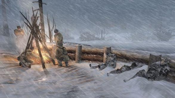Company of Heroes 2 - Steam Clave Regalo Screenshot 1