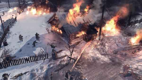 Company of Heroes 2 - Steam Clave Regalo Screenshot 3