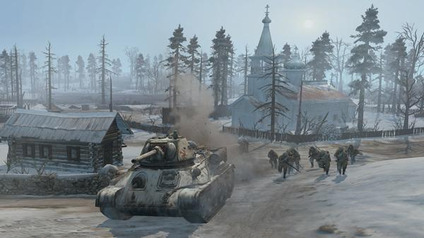 Company of Heroes 2 - Steam Clave Regalo Screenshot 7