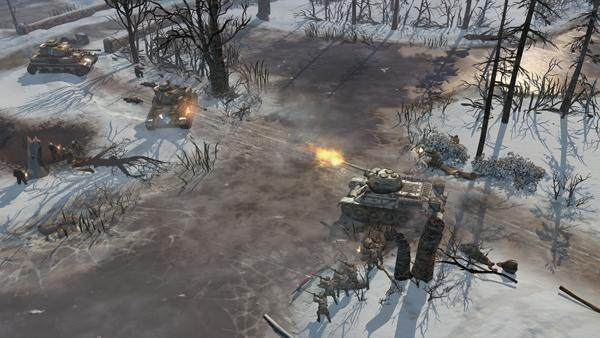 Company of Heroes 2 - Steam Clave Regalo Screenshot 4