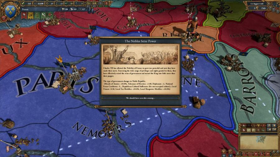 Europa Universalis IV - The Cossacks (DLC) Screenshot 4