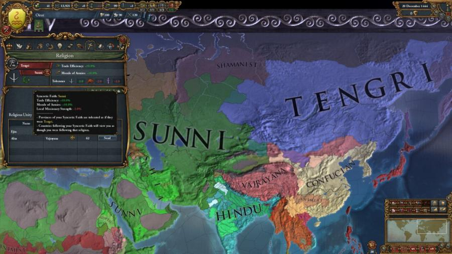 Europa Universalis IV - The Cossacks (DLC) Screenshot 2