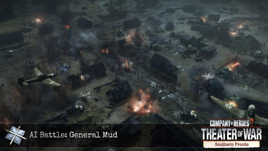 Company of Heroes 2 - Southern Fronts DLC Screenshot 6