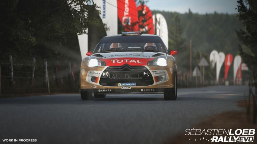 Sebastien Loeb Rally EVO Screenshot 4
