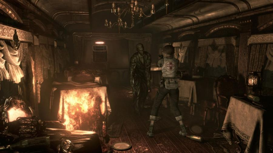 Resident Evil Zero HD Remaster Screenshot 7