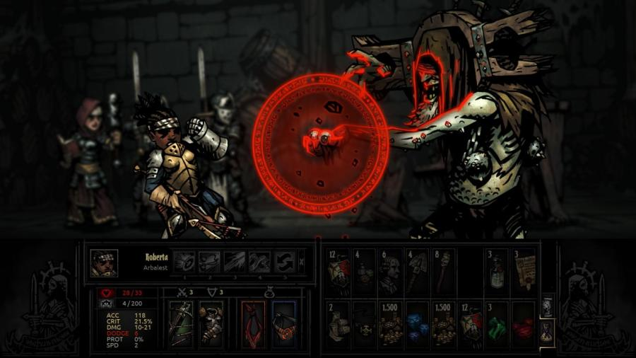 Darkest Dungeon Screenshot 5