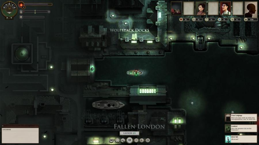Sunless Sea - Steam Gift Key Screenshot 5