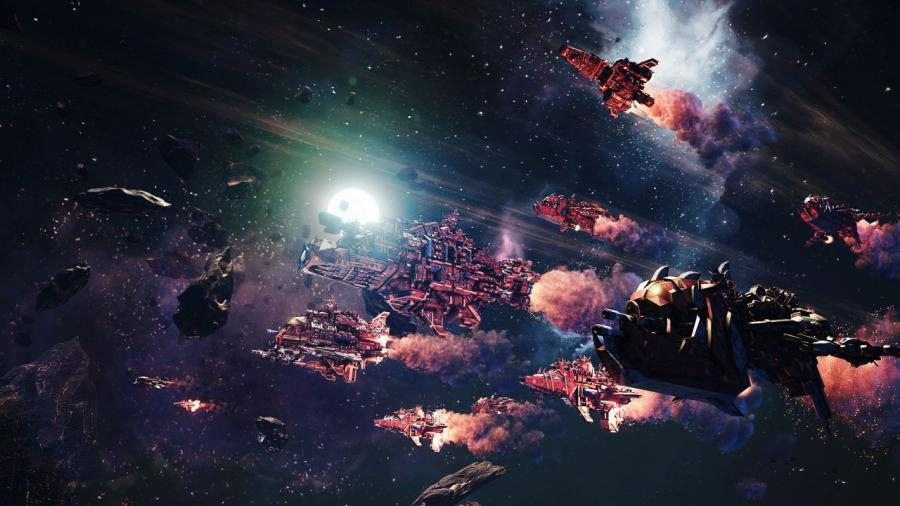Battlefleet Gothic Armada Screenshot 2