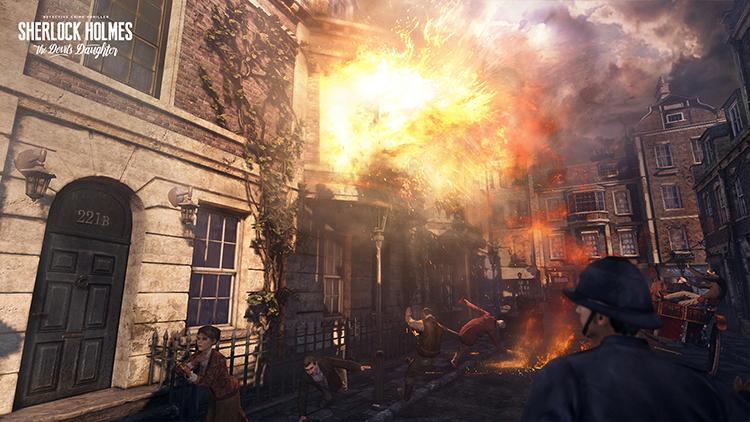 Sherlock Holmes - The Devil's Daughter Screenshot 4