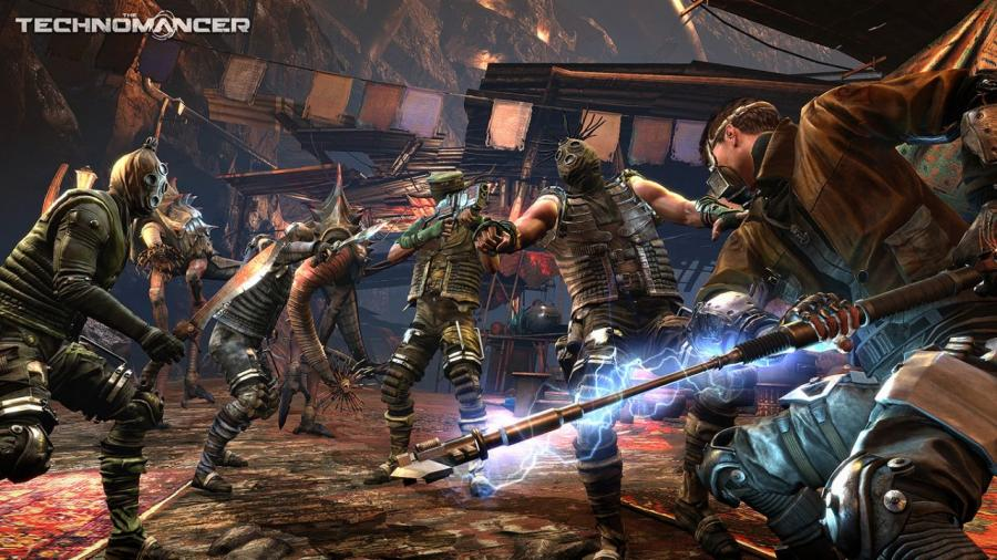 The Technomancer Screenshot 5