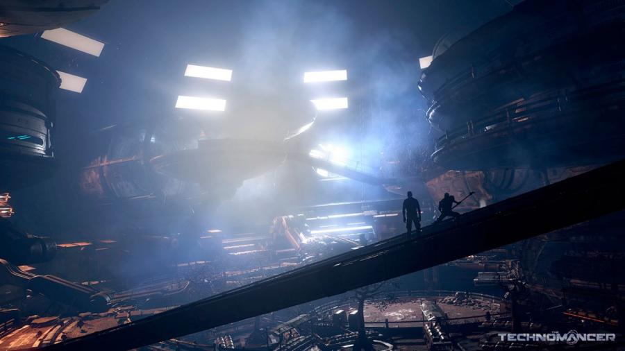 The Technomancer Screenshot 3