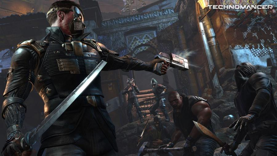The Technomancer Screenshot 1