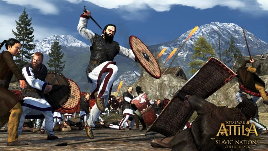 Total War Attila - Slavic Nations Culture Pack (DLC) Screenshot 2