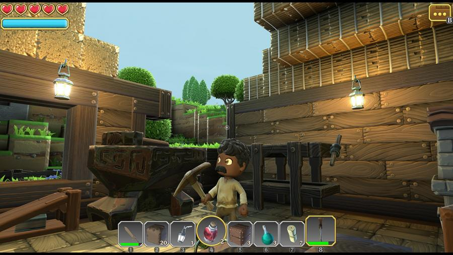 Portal Knights - Steam Gift Key Screenshot 4