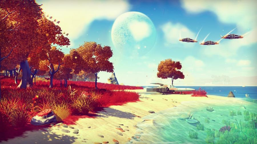 No Man's Sky - Steam Gift Key Screenshot 1
