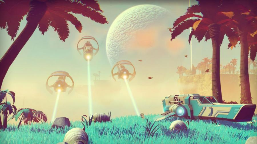 No Man's Sky - Steam Gift Key Screenshot 6