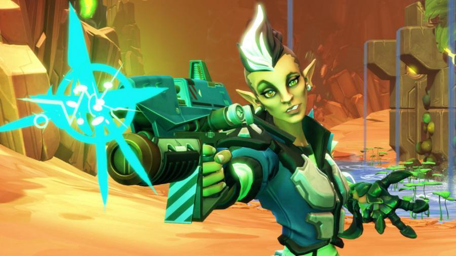 Battleborn - Digital Deluxe Edition Screenshot 1