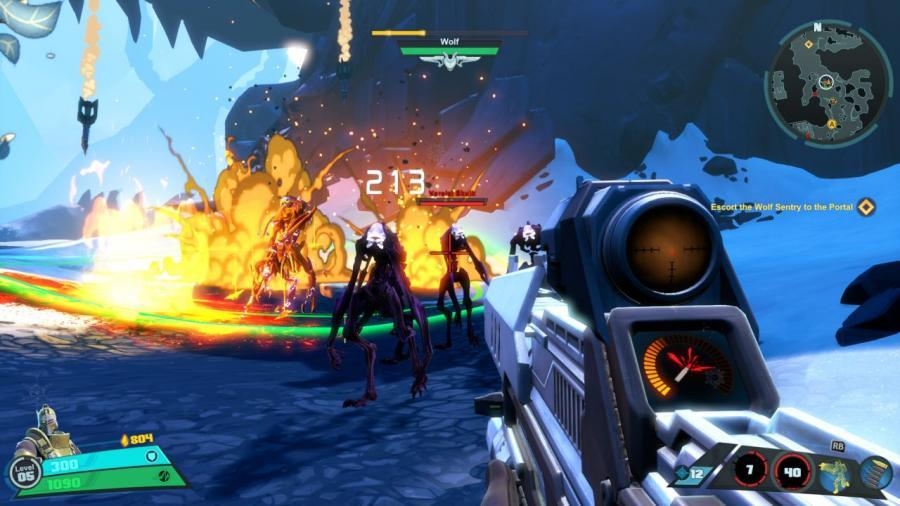 Battleborn - Digital Deluxe Edition Screenshot 3