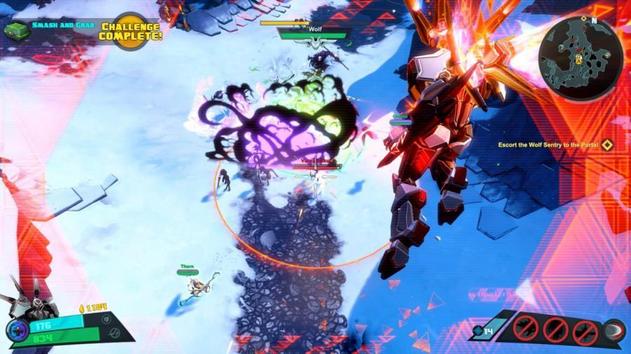 Battleborn - Digital Deluxe Edition Screenshot 2