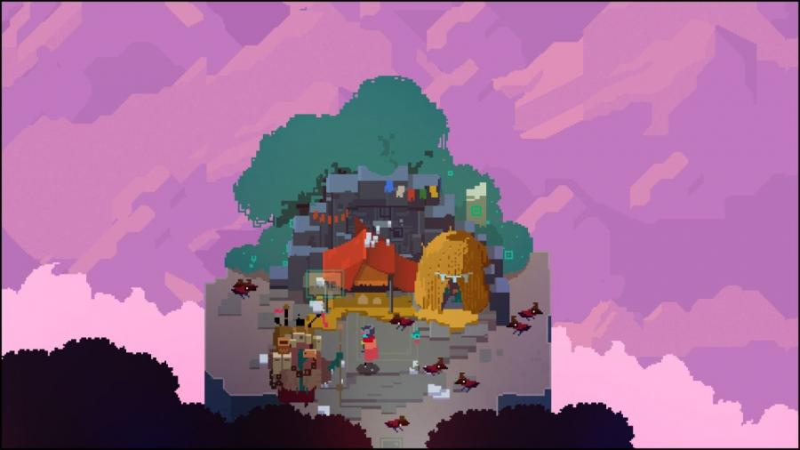 Hyper Light Drifter - Steam Gift Key Screenshot 8